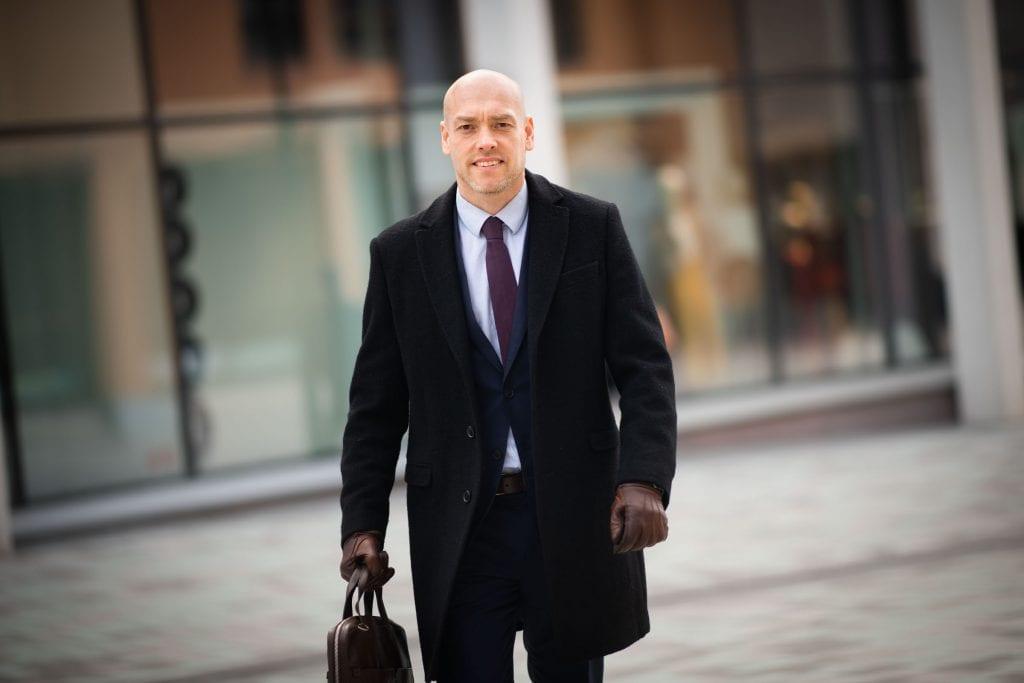 Asianajaja Rasmus Toivanen